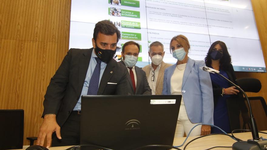 El Registro Civil de Córdoba, primero en Andalucía en abrir un sistema de cita previa que evita colas y esperas