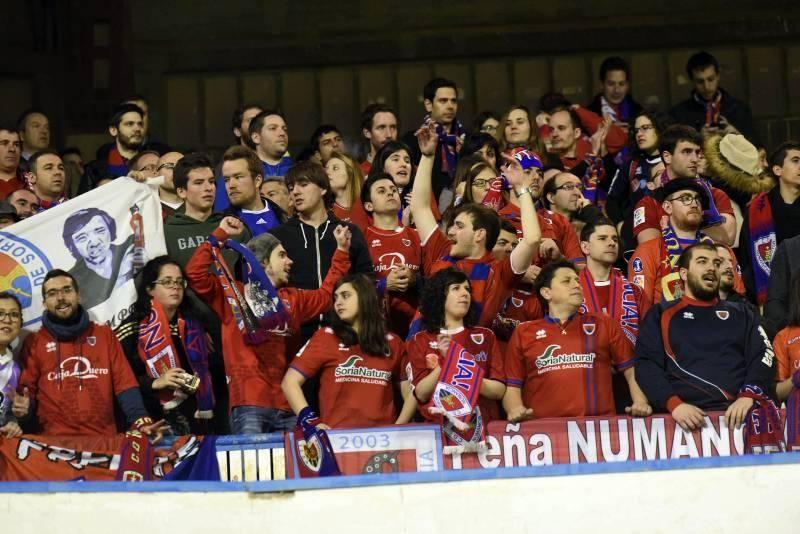 Real Zaragoza - Numancia