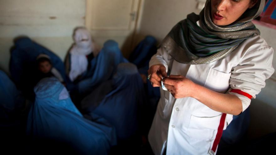 """Los talibanes prohíben el deporte femenino: """"No es necesario"""""""