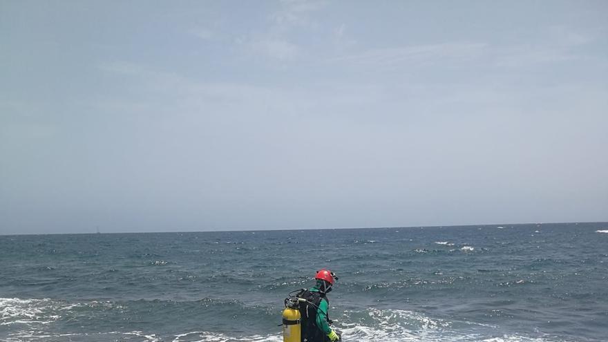 Localizado el cuerpo sin vida del joven desaparecido practicando apnea en Fuerteventura