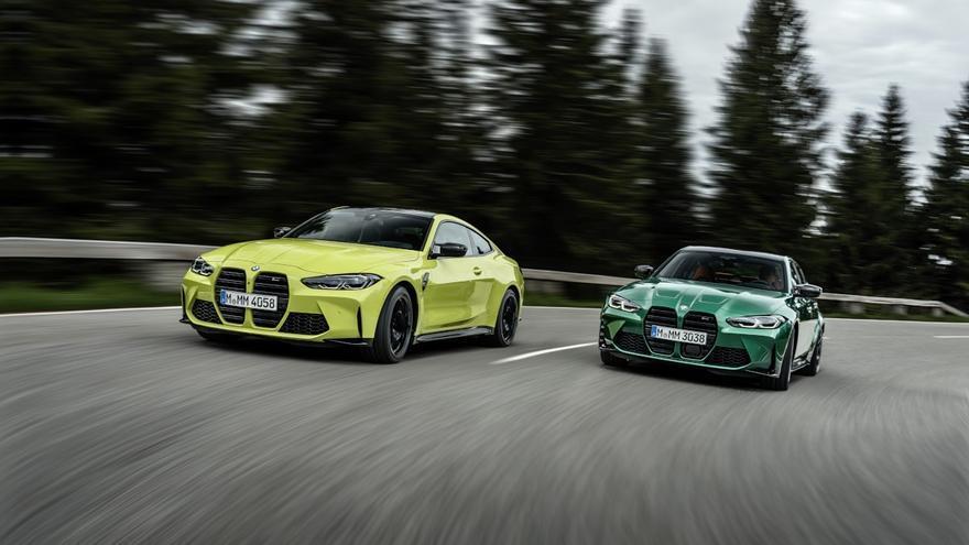 Todas las fotos y novedades de los BMW M3 Competition y M4 Competition Coupé