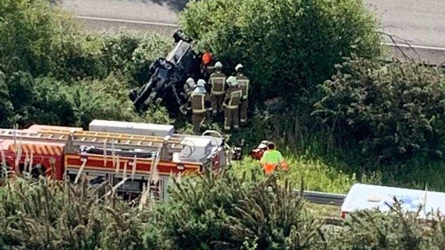 Piden 6 años de cárcel para un hombre por provocar un accidente de tráfico con una joven fallecida y otra herida en Oviedo