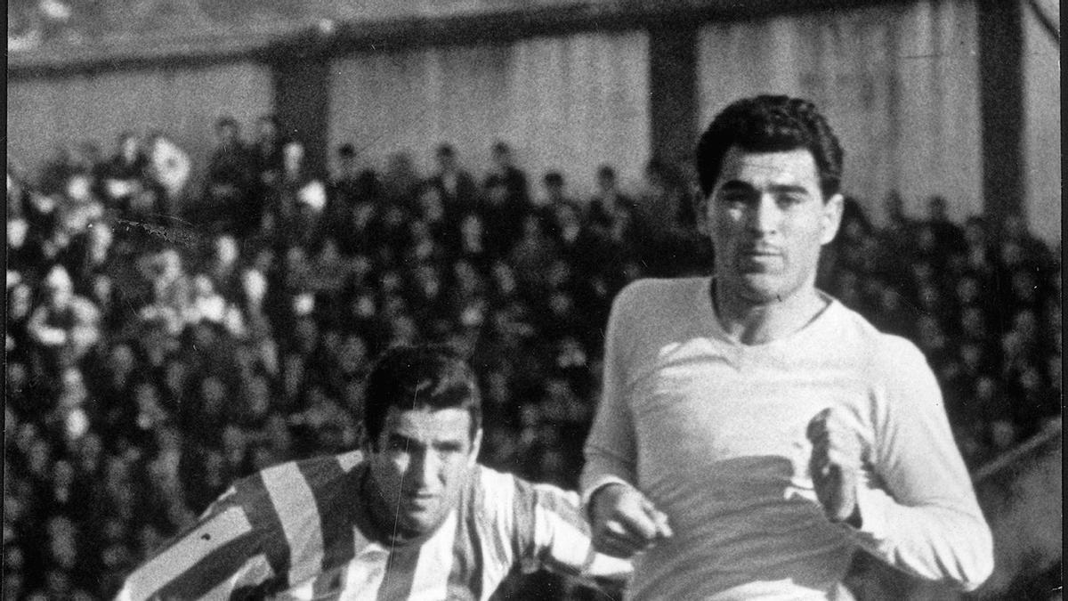 Fallece Antón Las Heras, capitán céltico en la década de los sesenta