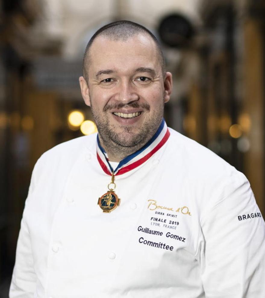 """El jefe de cocina del Elíseo: """"La gastronomía es una forma de diplomacia"""""""