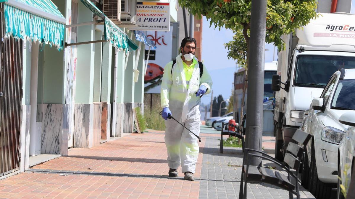 Lorca mantiene en 16 el número de casos de coronavirus en últimas 24 horas
