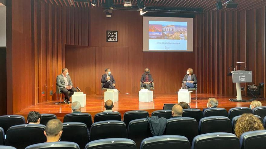 Territorio inicia la redacción del plan de acción de las Comarcas Centrales con la participación de los ayuntamientos de l'Alcoià