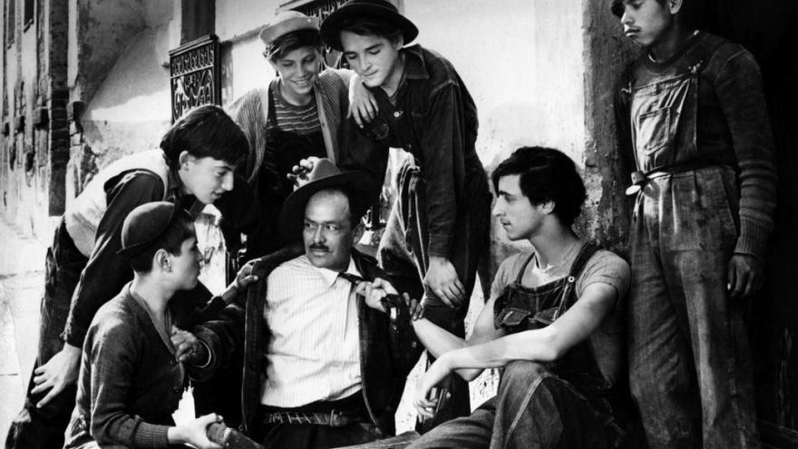 La Filmoteca inicia sus proyecciones de octubre con 'Los Olvidados'