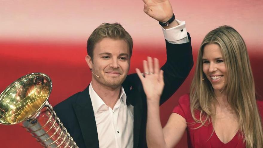 """Rosberg: """"Quería dejarlo ahora, llegué al Everest"""""""