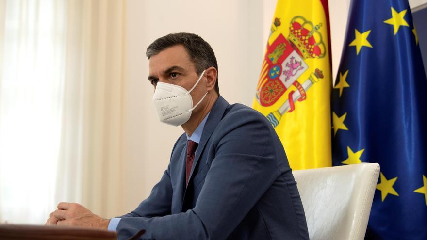 Sánchez reclama a la UE seguir manteniendo medidas estrictas ante la pandemia