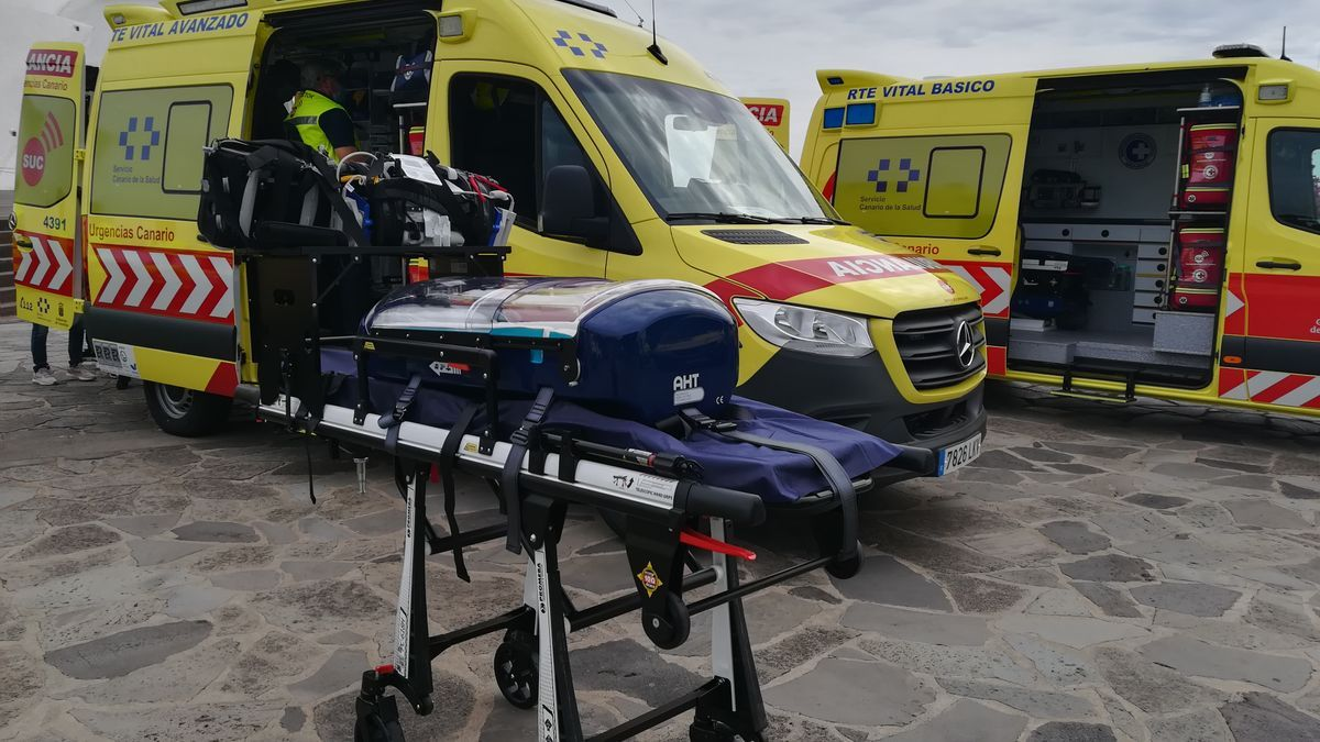The SUC renews all its ambulances and will deploy 378 units