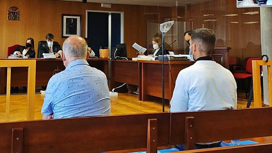 Un jubilado y su hijo afrontan 6 años de prisión por estafar 91.000 euros en la compraventa de pescado