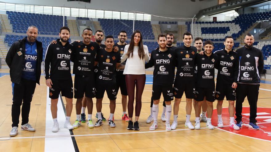 Blanca Gil se encargará de la nutrición del Palma Futsal