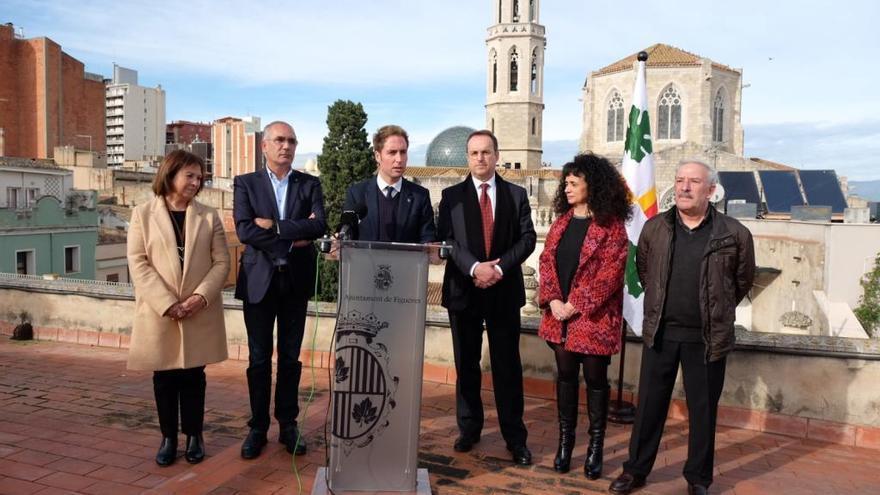 Jordi Masquef recupera Manuel Toro i Núria Galimany per al nou govern de Figueres