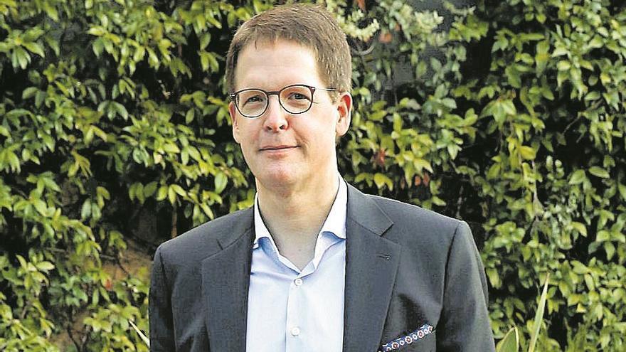 """Franz Heukamp: """"La empresa es el camino en la solución para gestionar el cambio"""""""
