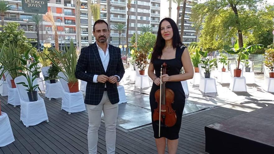 Cañete de las Torres celebra el primer Festival de Artes Lumínicas de Andalucía