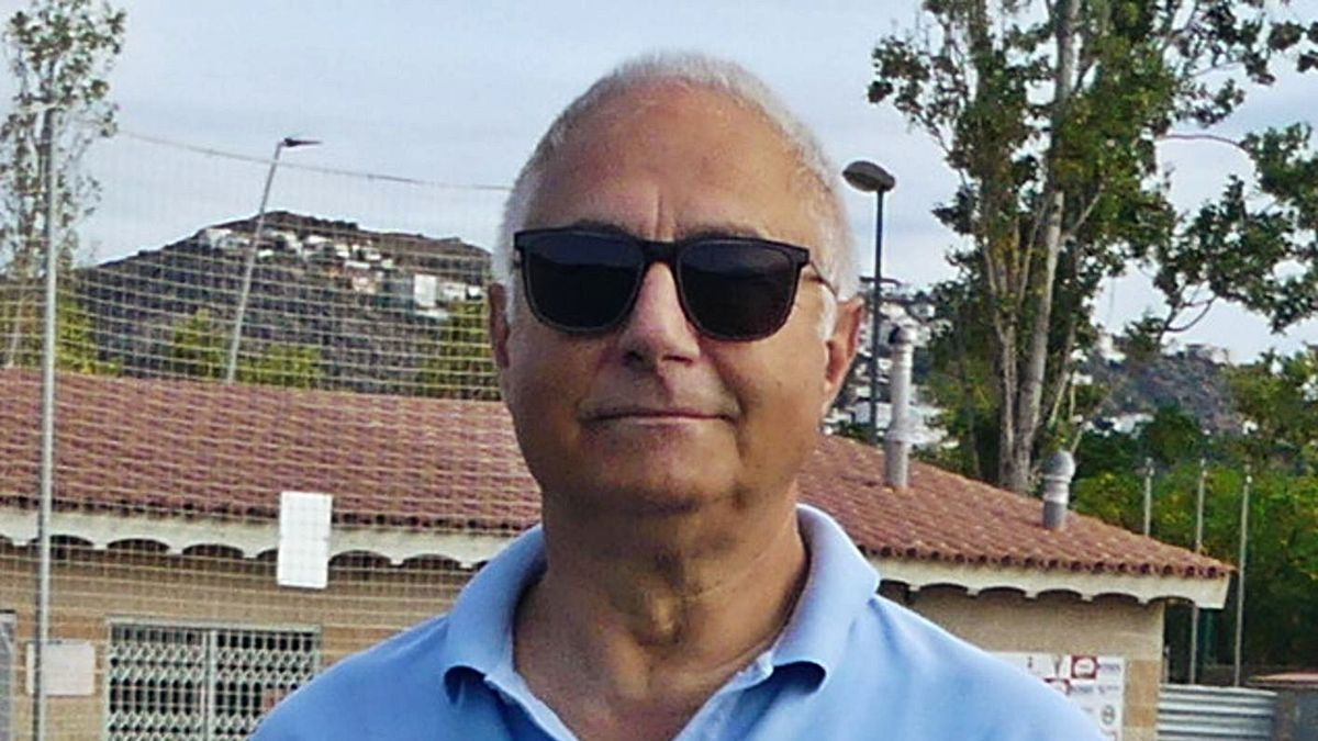 Baldiri Ricart a les instal·lacions del Base Roses a la Vinyassa | SAÏD SBAI