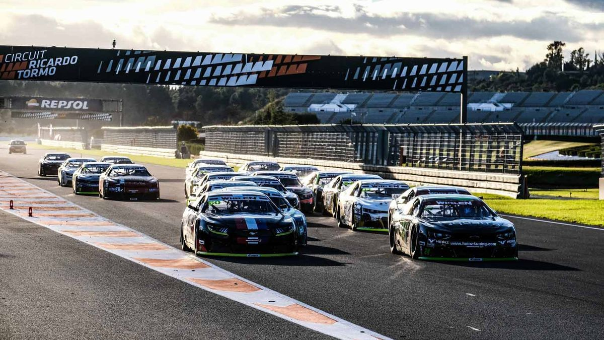 La Nascar Fest volverá al Circuit Ricardo Tormo en mayo