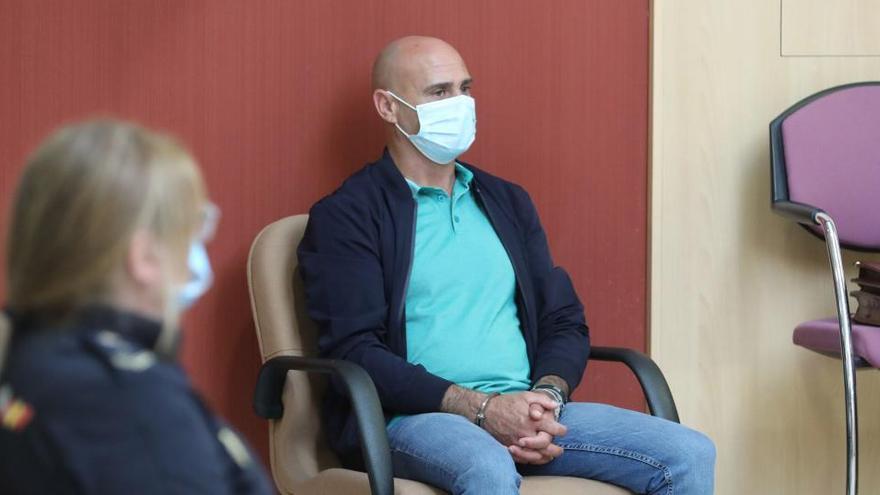 """Javier Ledo niega haber matado a Paz Fernández: """"Se cayó hacia atrás y vi un charco de sangre"""""""