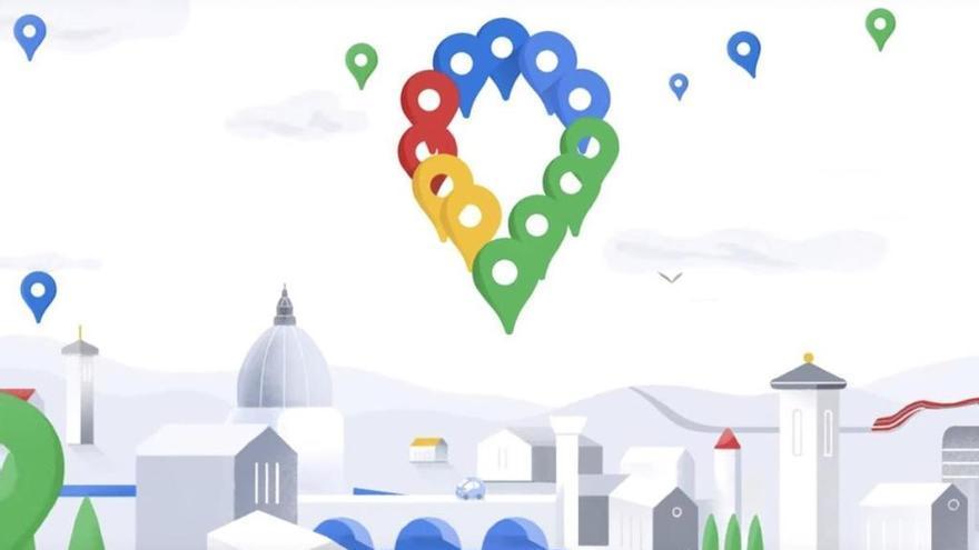 Google Maps celebra sus 15 años con nuevas funciones