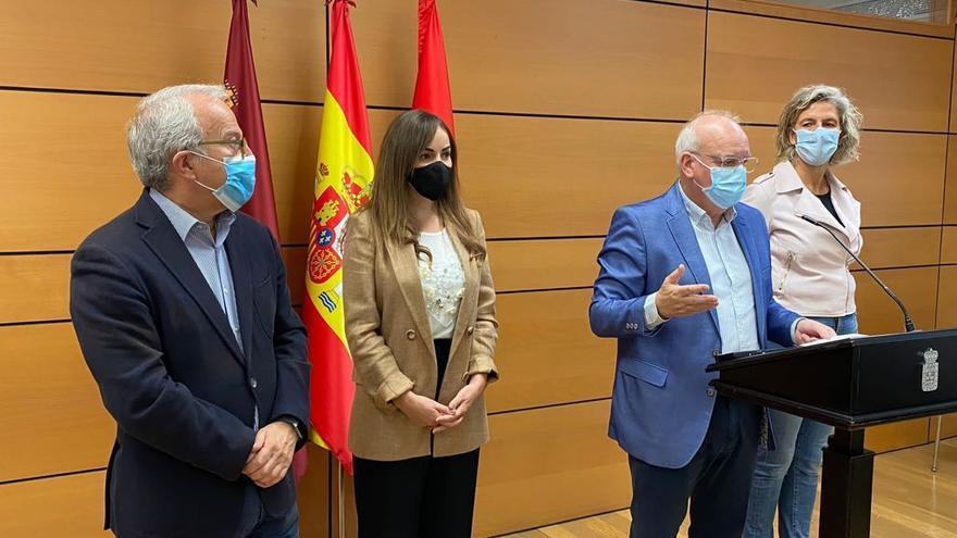 """El PP denuncia que el PSOE """"infla el presupuesto con 20 millones en ingresos que no van a llegar"""""""