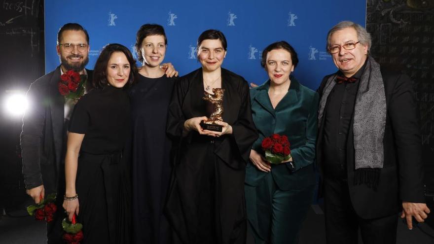 La rumana 'Touch me not', Oso de Oro en la Berlinale
