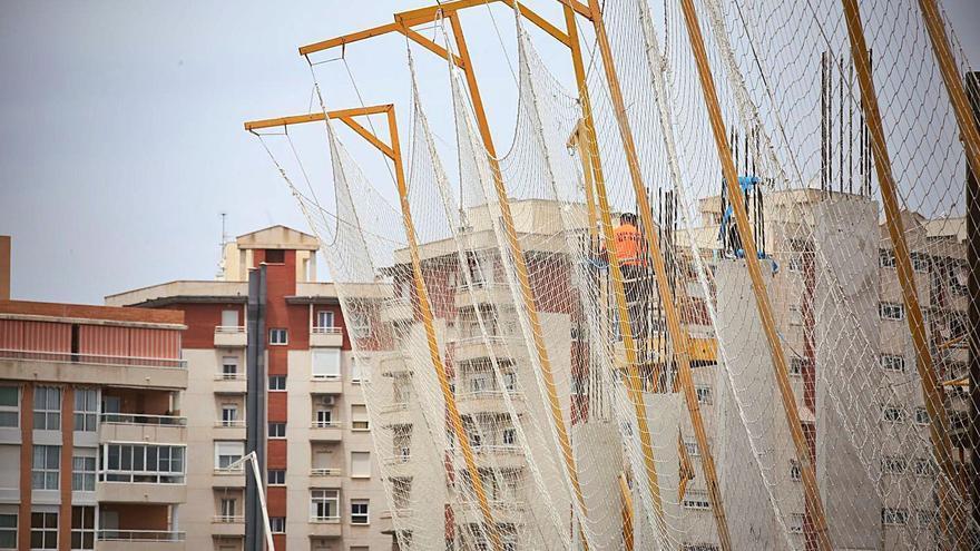 La construcción repunta un 62% en la provincia con las Marinas como principal motor