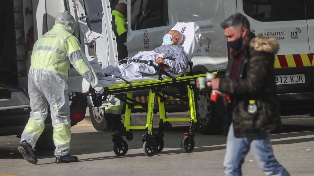 La C. Valenciana registra 8.423 nuevos contagios y 96 víctimas en 24 horas