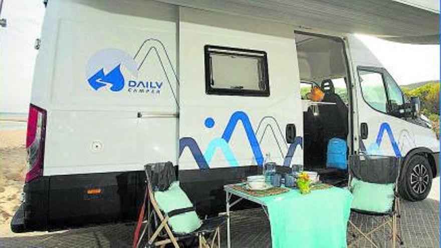 Ginés Huertas Industriales presenta la nueva Iveco Daily Camper, la mejor alternativa para estas vacacioneS