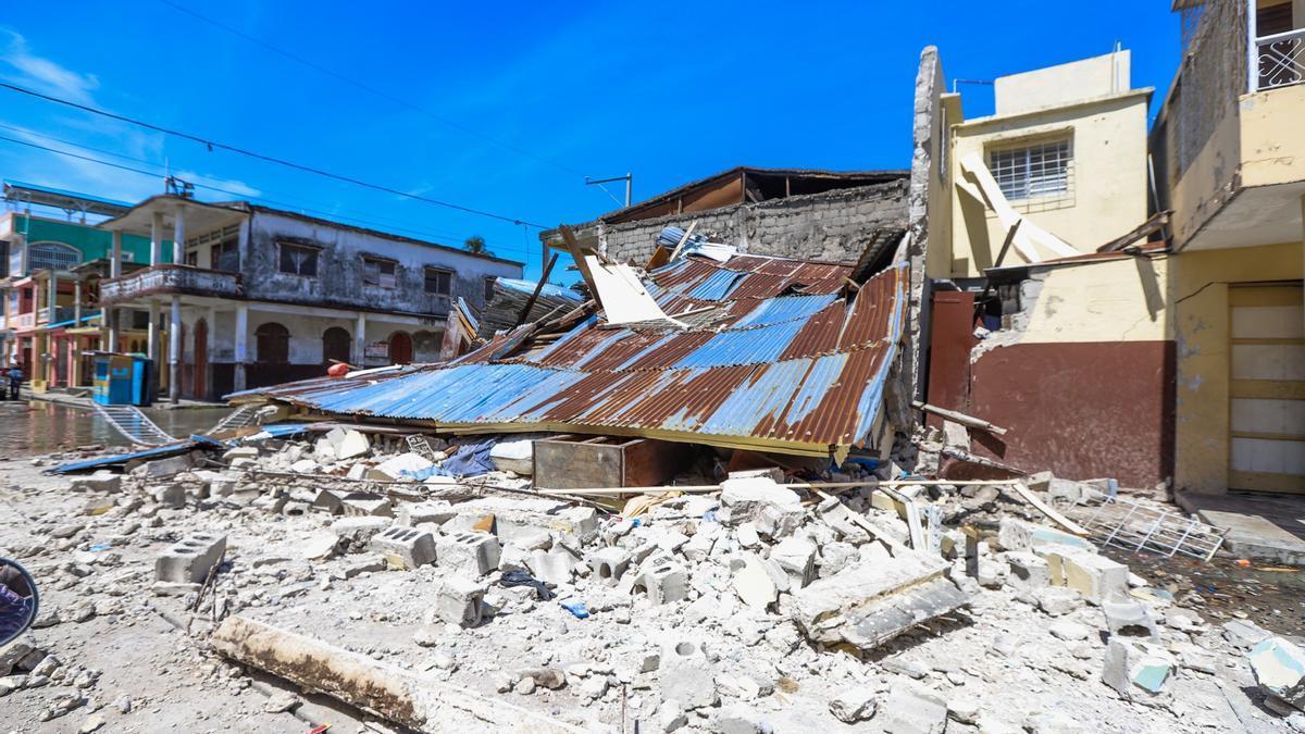 La devastación vuelve a Haití.