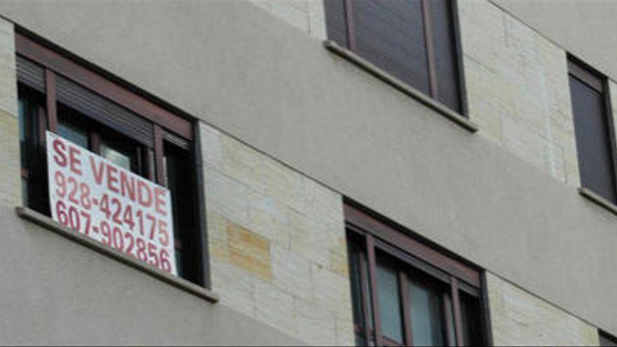 Las ejecuciones hipotecarias han subido en Canarias tras cinco años de descensos