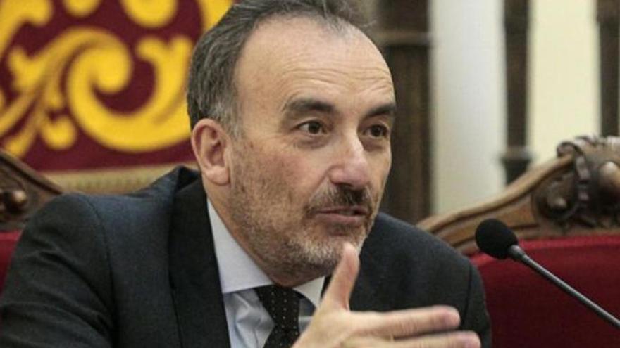 """Marchena: """"La responsabilidad penal de la empresa incluye su muerte jurídica"""""""