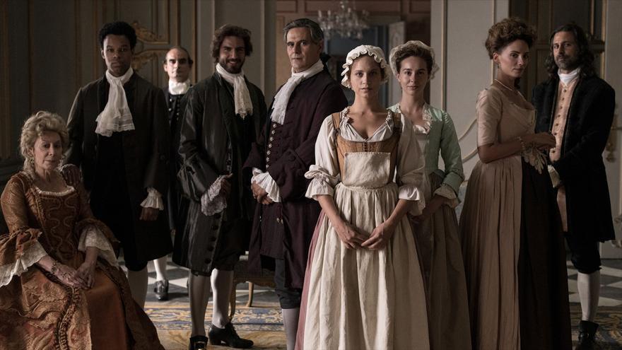 'La Cocinera de Castamar' da su salto a Antena 3