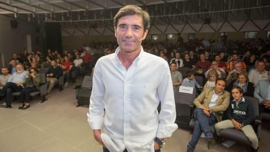 Marcelino sentencia a Pereira