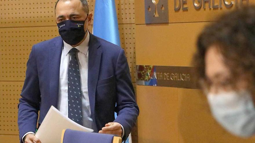 Comesaña critica el cambio de criterio en las decisiones del Consejo Interterritorial
