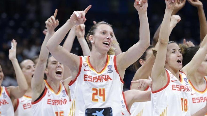 España se enfrentará a Francia en la final del Eurobasket