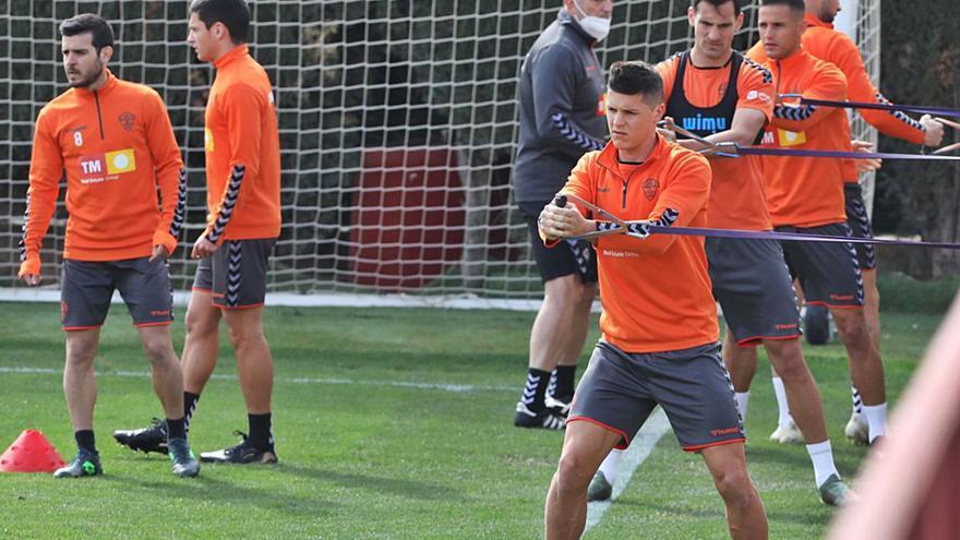 El equipo toma nota del 3-0 ante el Barça y se centra en el Granada