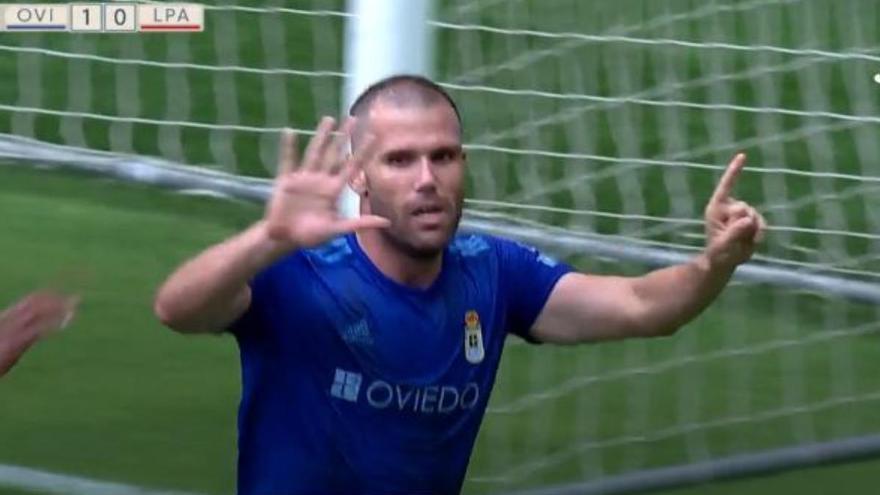 Goles del Real Oviedo