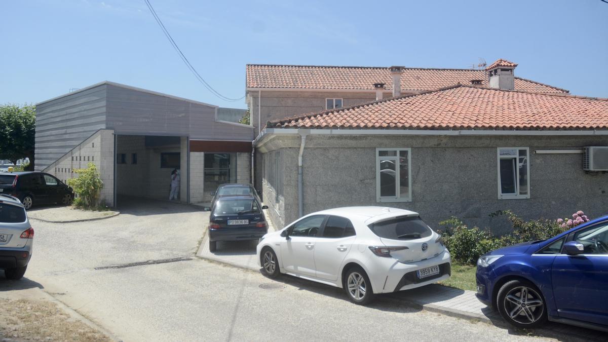 Centro de salud de Baltar.