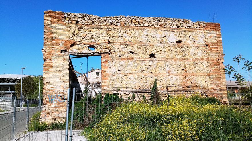 Xàtiva restaurará la vieja estación del siglo XIX tras descartar el museo