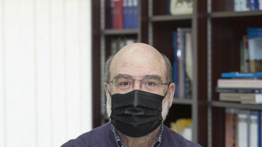 José Ramón Valero: «Las zonas industriales han sufrido el mayor nivel de contagio y no se le ha dado importancia»