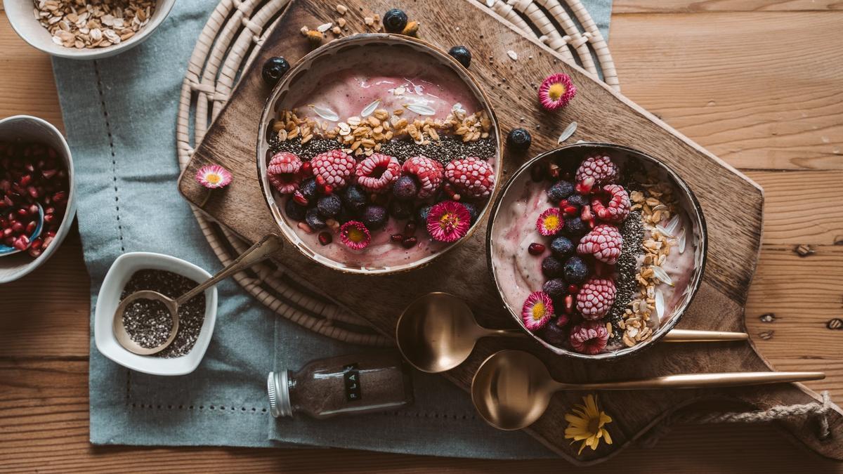 El desayuno ideal sin azúcares ni grasas saturada que debes tomar cada mañana