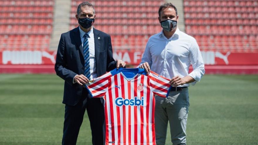 Gosbi és el nou patrocinador principal del Girona