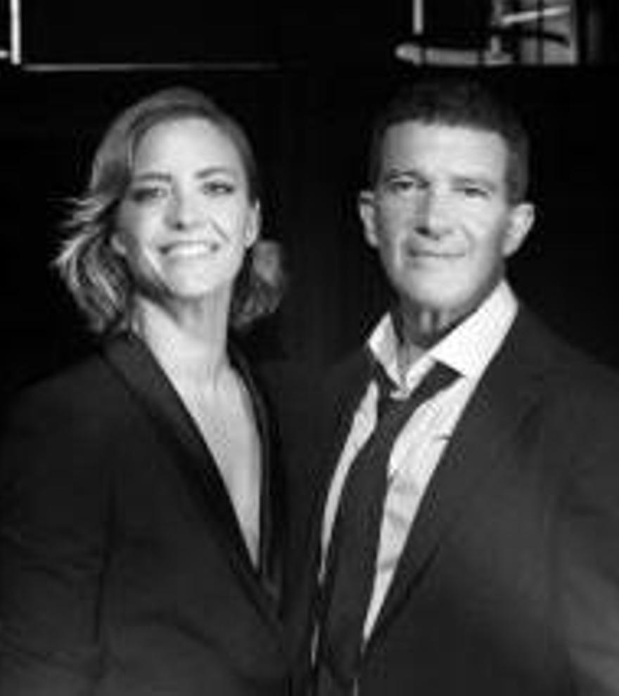 Antonio Banderas y María Casado presentarán un programa musical en Amazon