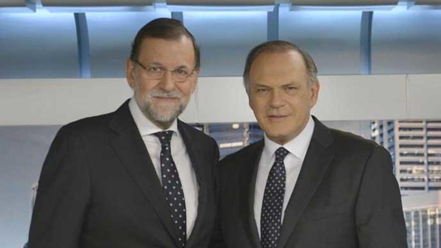 Rajoy da su primera entrevista en televisión tras la aplicación del artículo 155