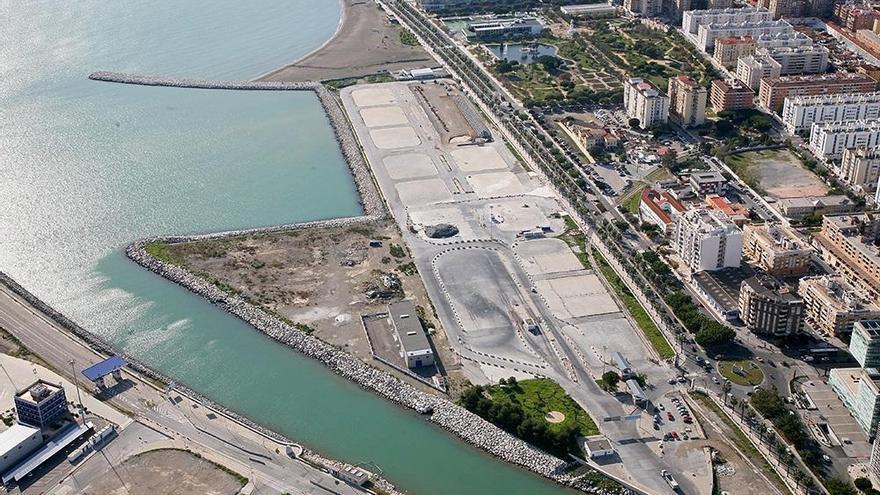 Dos empresas optan a construir y gestionar la futura marina de San Andrés