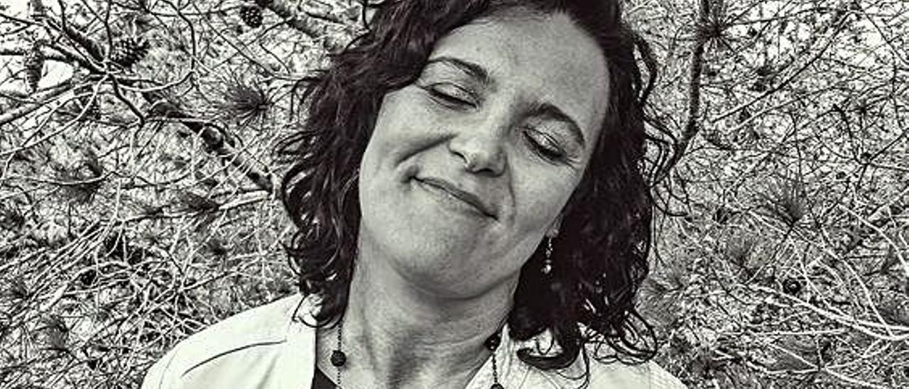 Esther Abellán, todo es poesía