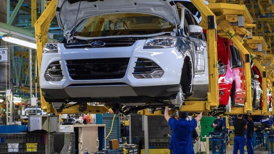 UGT pide que el plan de apoyo al sector de la automoción se apruebe rápido