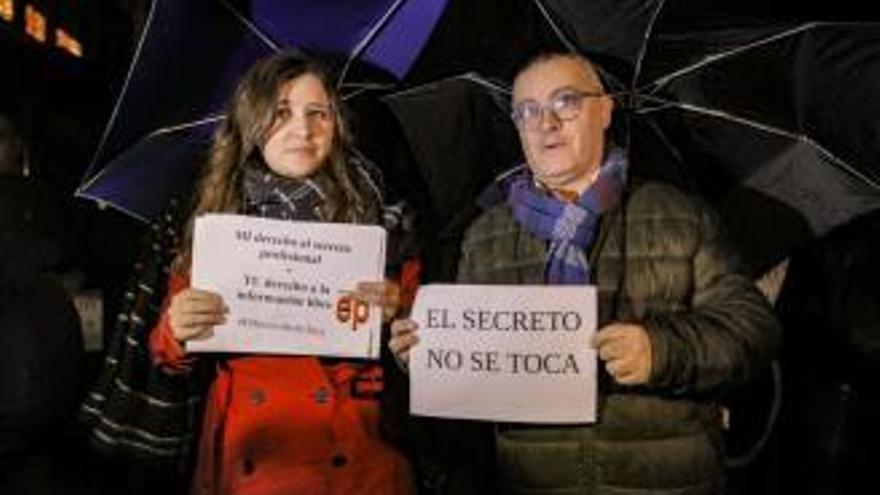 El Juzgado devolverá a Europa Press la documentación incautada sobre el Cursach
