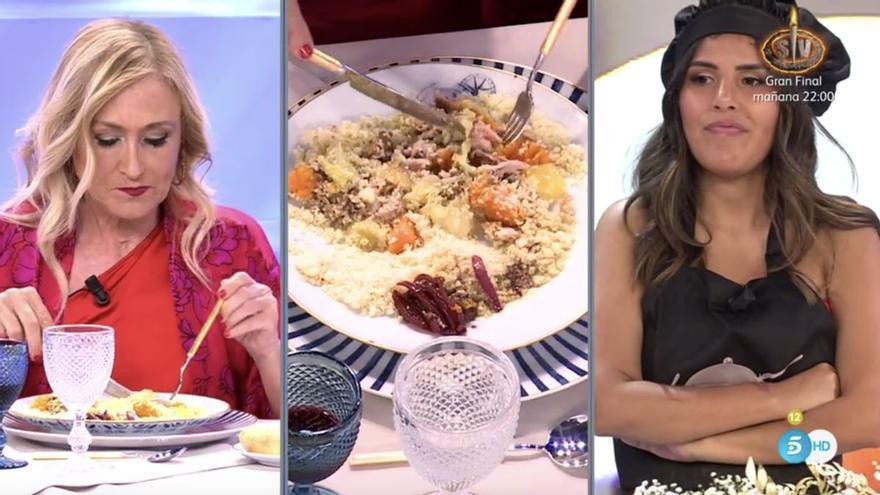 VIRAL: Cristina Cifuentes se despacha a gusto contra el PP en 'La Última Cena'