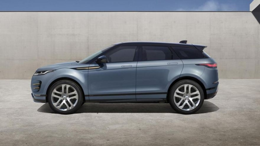 Land Rover: Tecnológicamente elegante